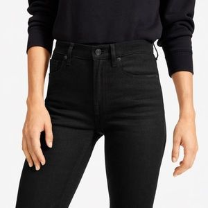 Everlane high rise skinny jean